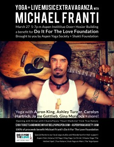 Michael Franti - Do It For the Love