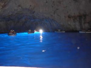 Blute Grotto -Capri