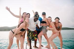 Tortola - boat charter