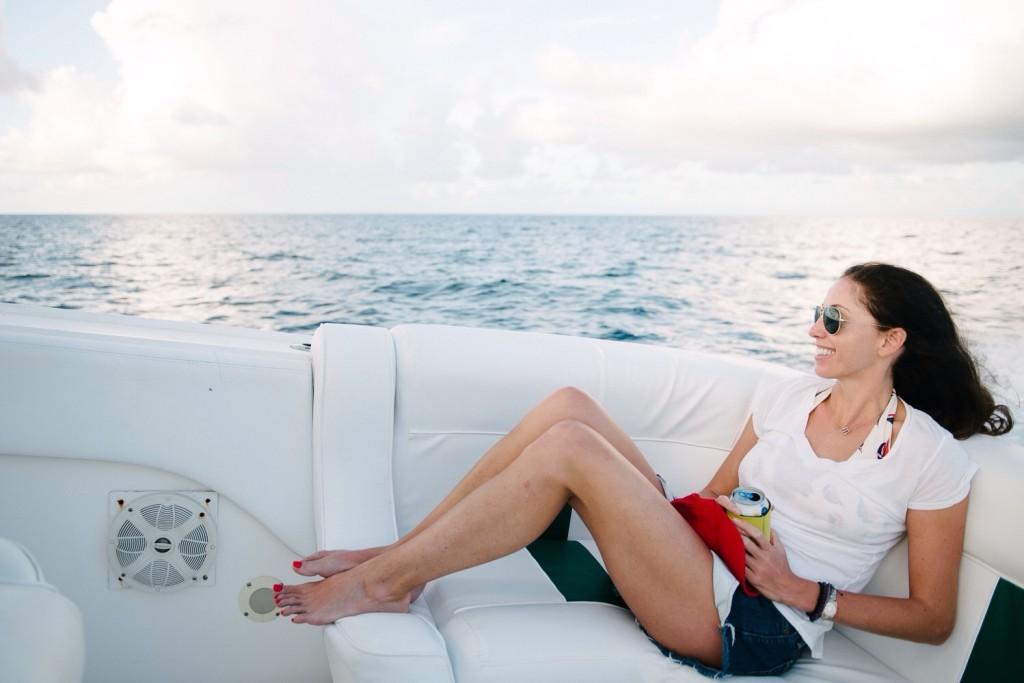 Tortola boat charter