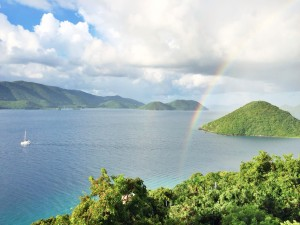Tortola - Frenchman's Lookout