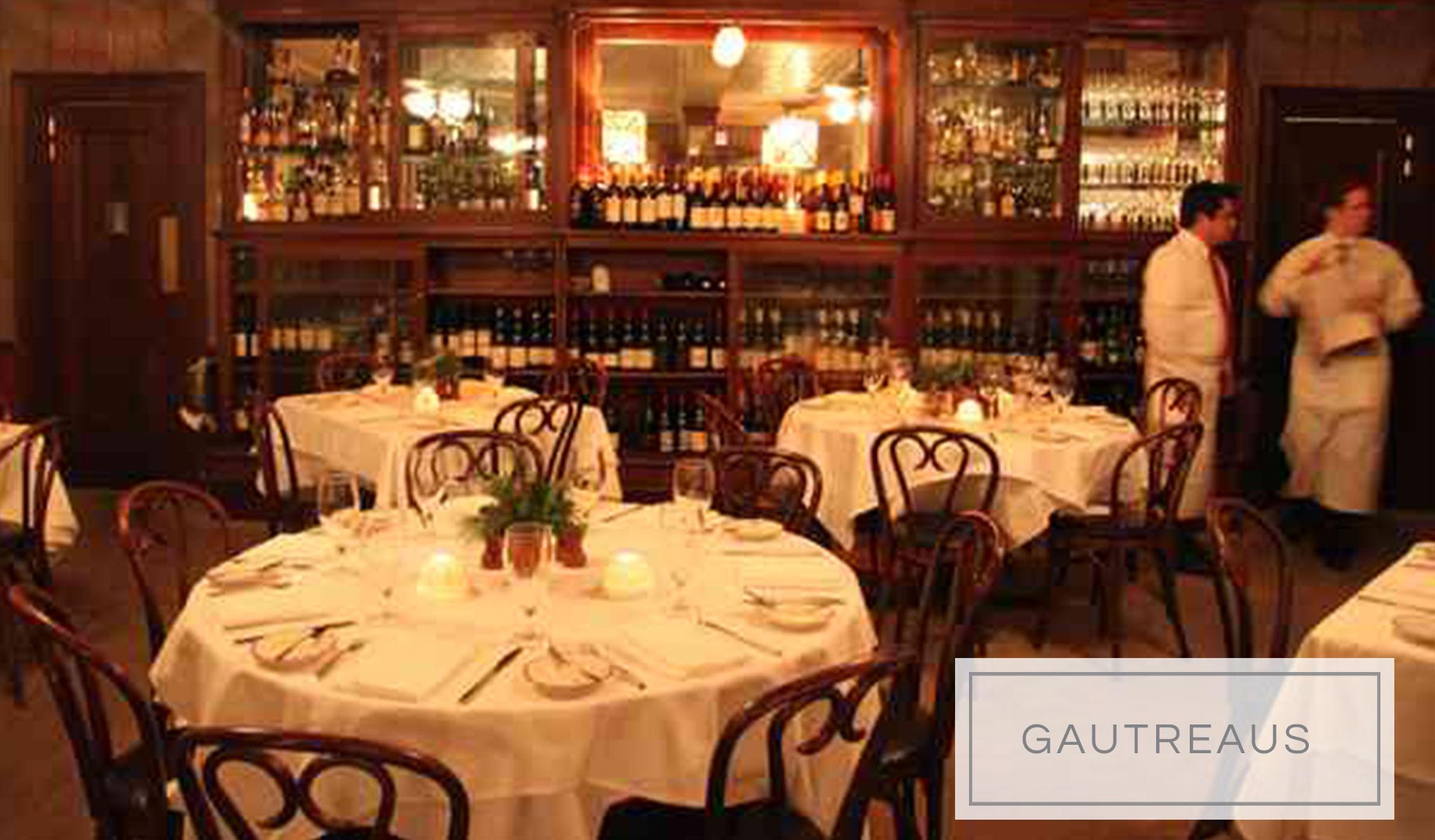 Gautreaus Restaurant New Orleans