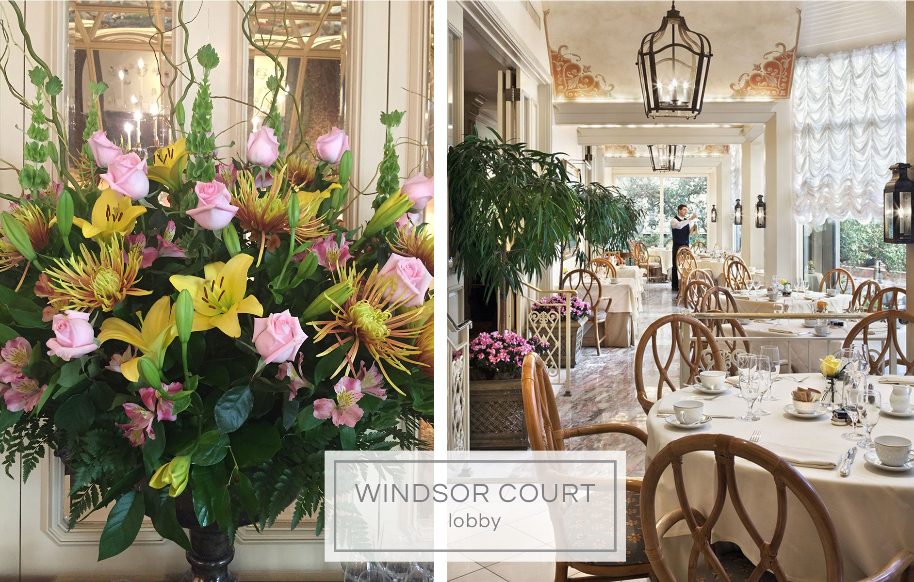 Windsor Court Hotel New Orleans
