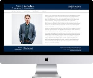 Maleka Designs for Matt Holstein Real Estate