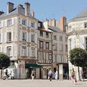 Poitiers - France