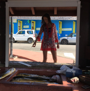 Gustavia Fish Market