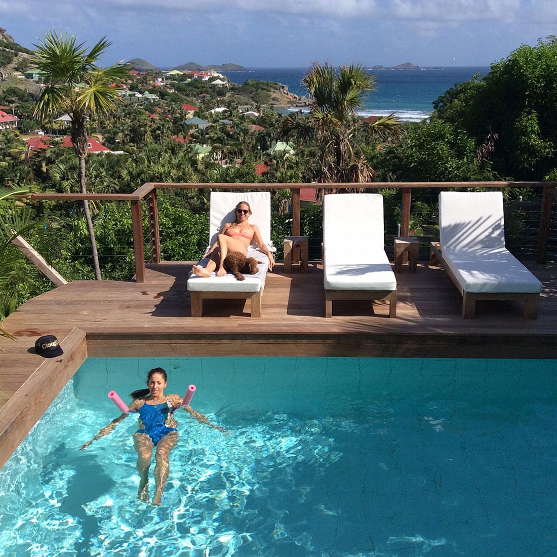 Villa Palmier | St Barts