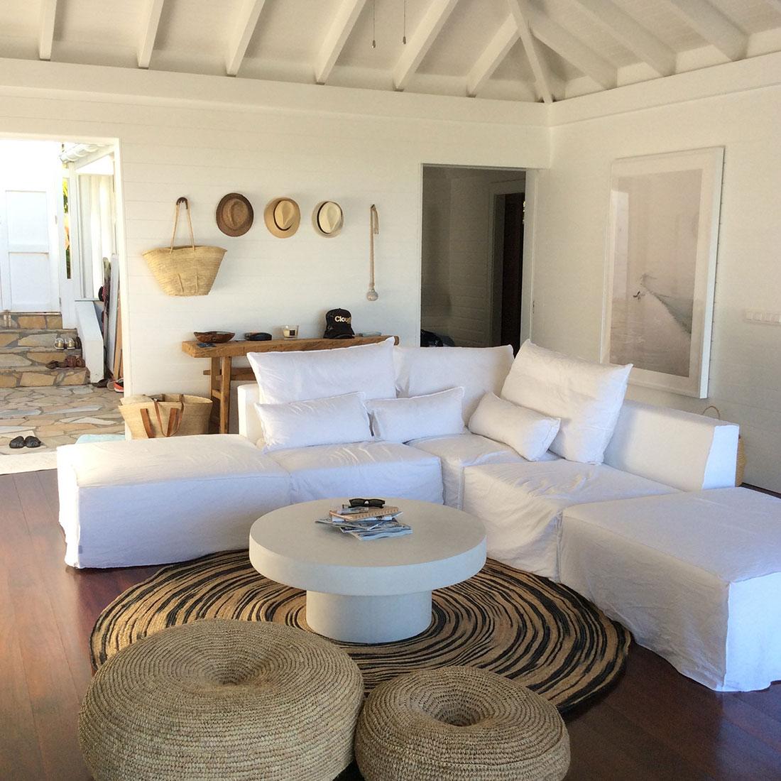 Villa Palmier St Barts