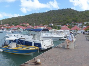 Gustavia St Barts Art & Placement