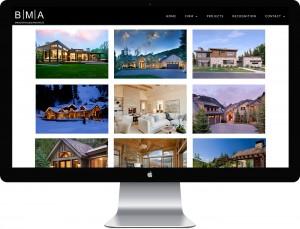 Brewster McLeod Aspen Architects Website Design