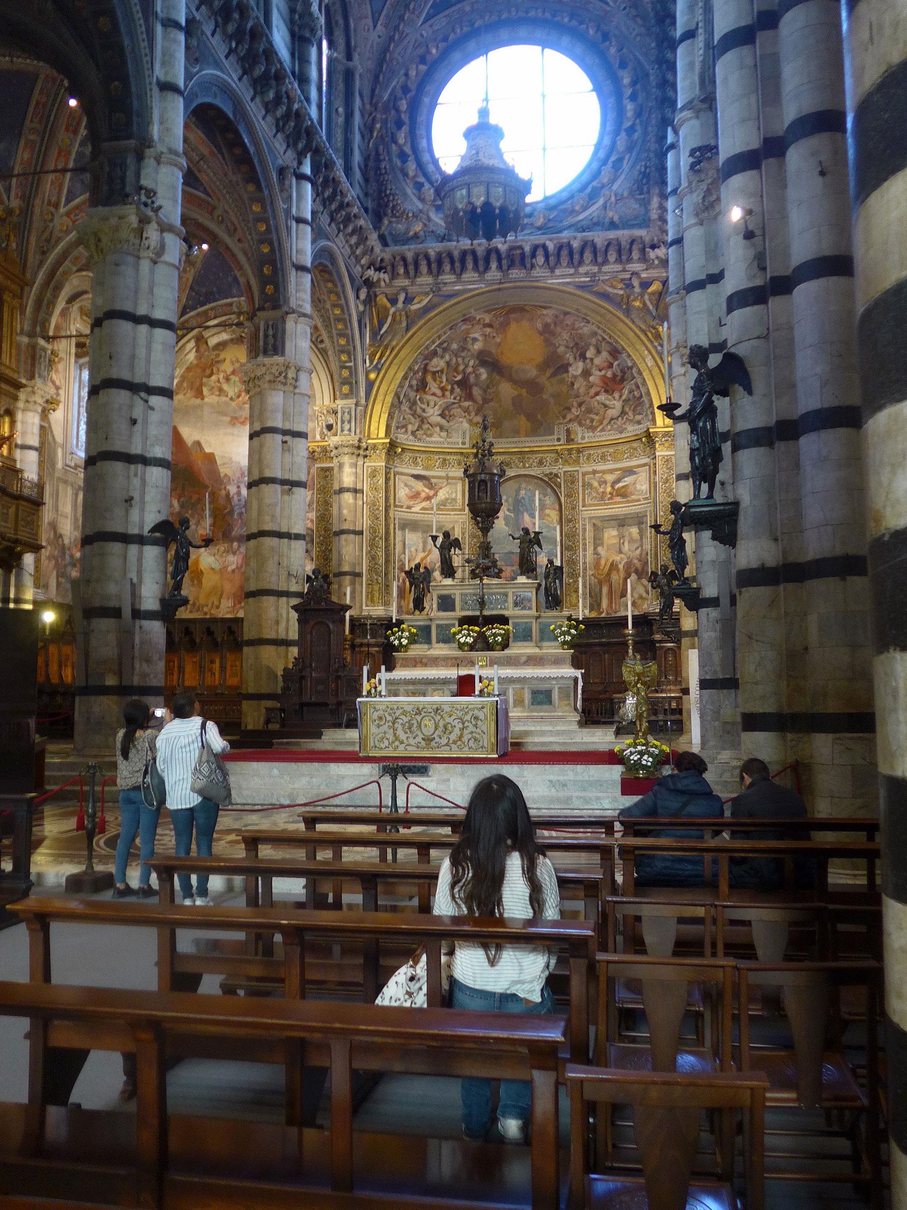 Sienna Duomo