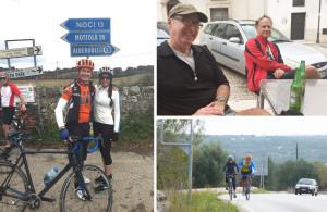 Puglia bike to Matera