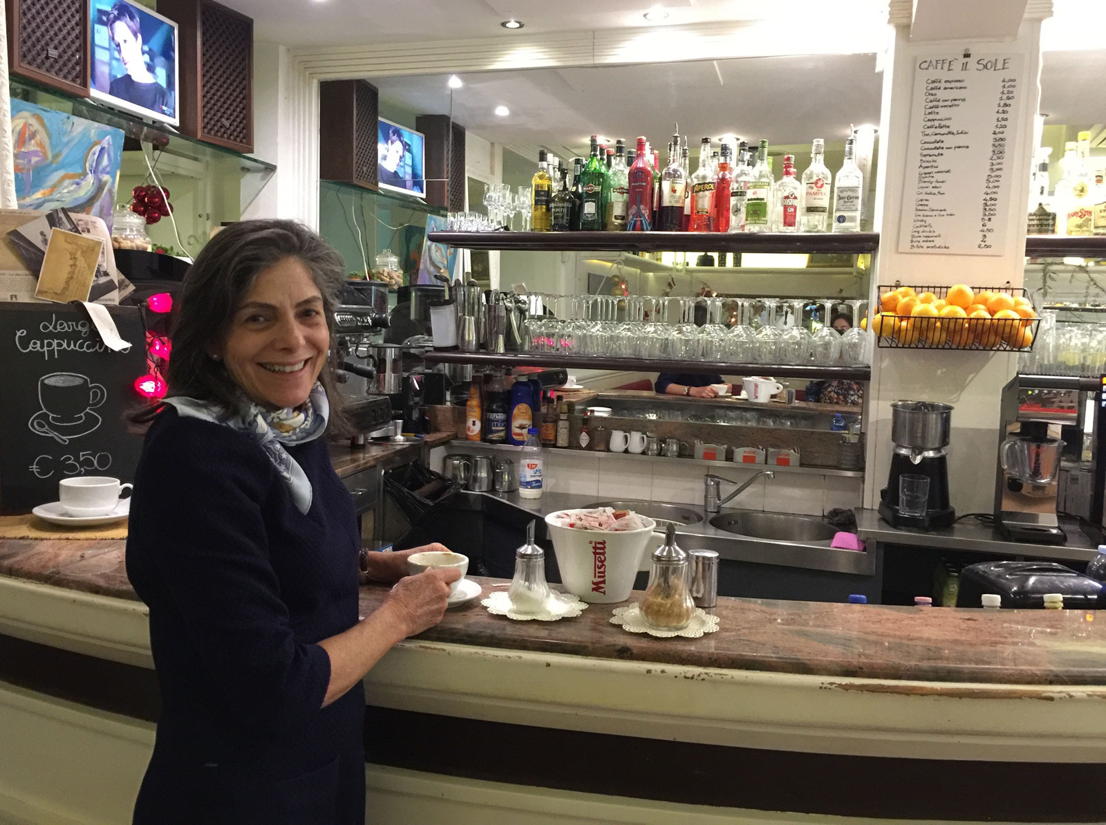 Cafe il Sole, Florence