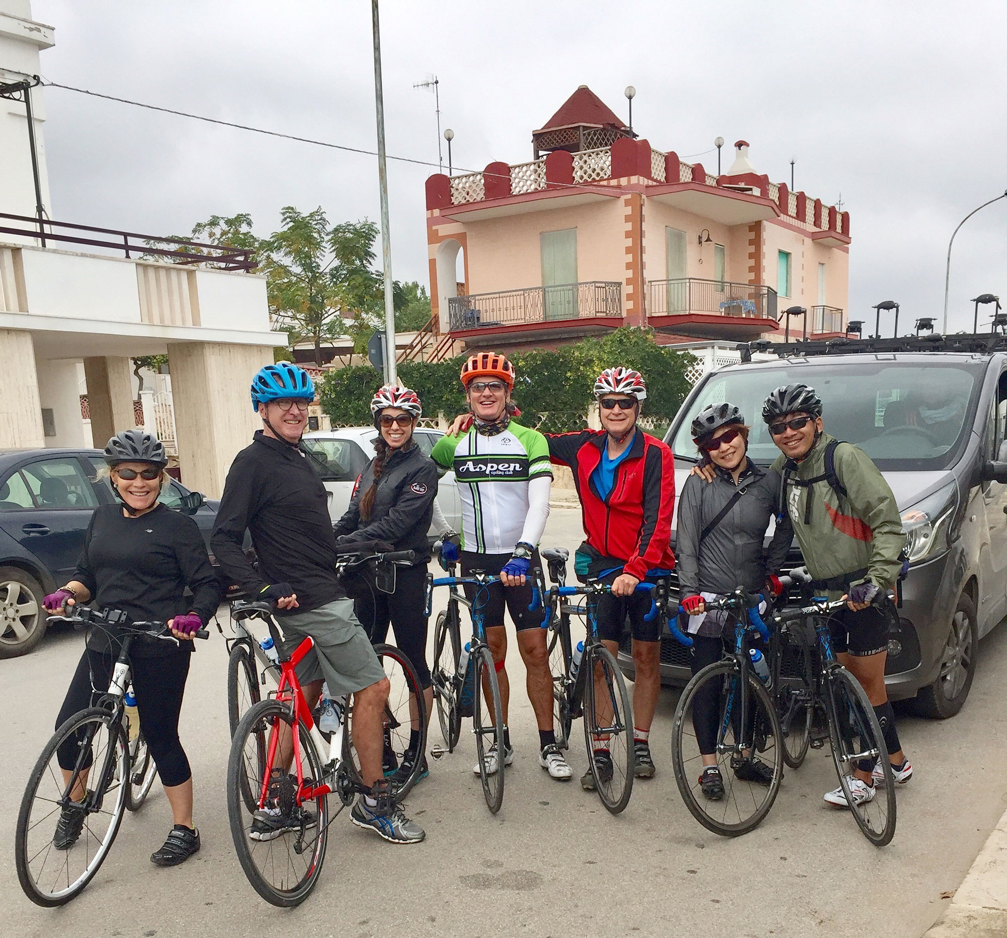 Puglia Bike Tour
