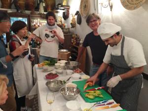 Cooking Class Ostuni Puglia
