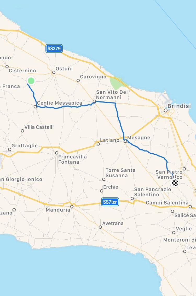 Bike Trip Puglia