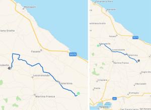 Puglia Bike Tour Cicolposse