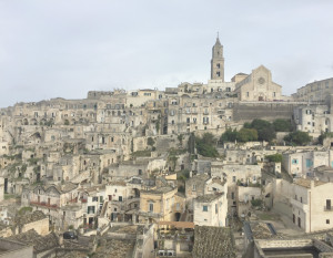 Puglia bike to Matera