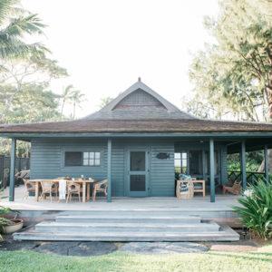 Maleka Designs Website for Beach Cottage Maui