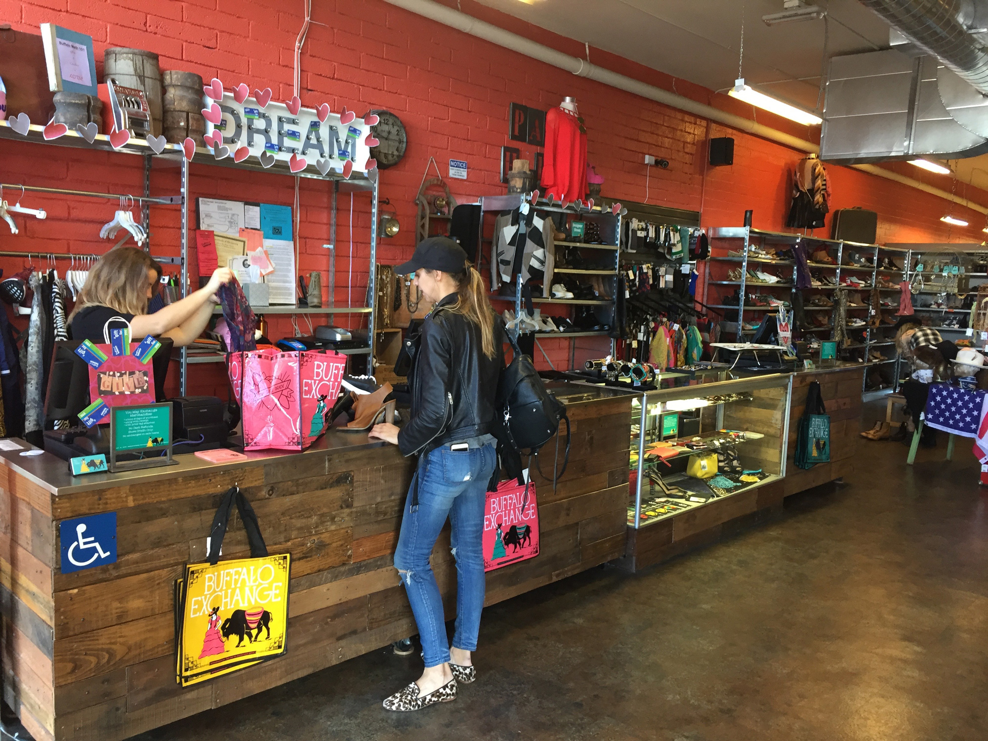 Buffalo Exchange Las Vegas