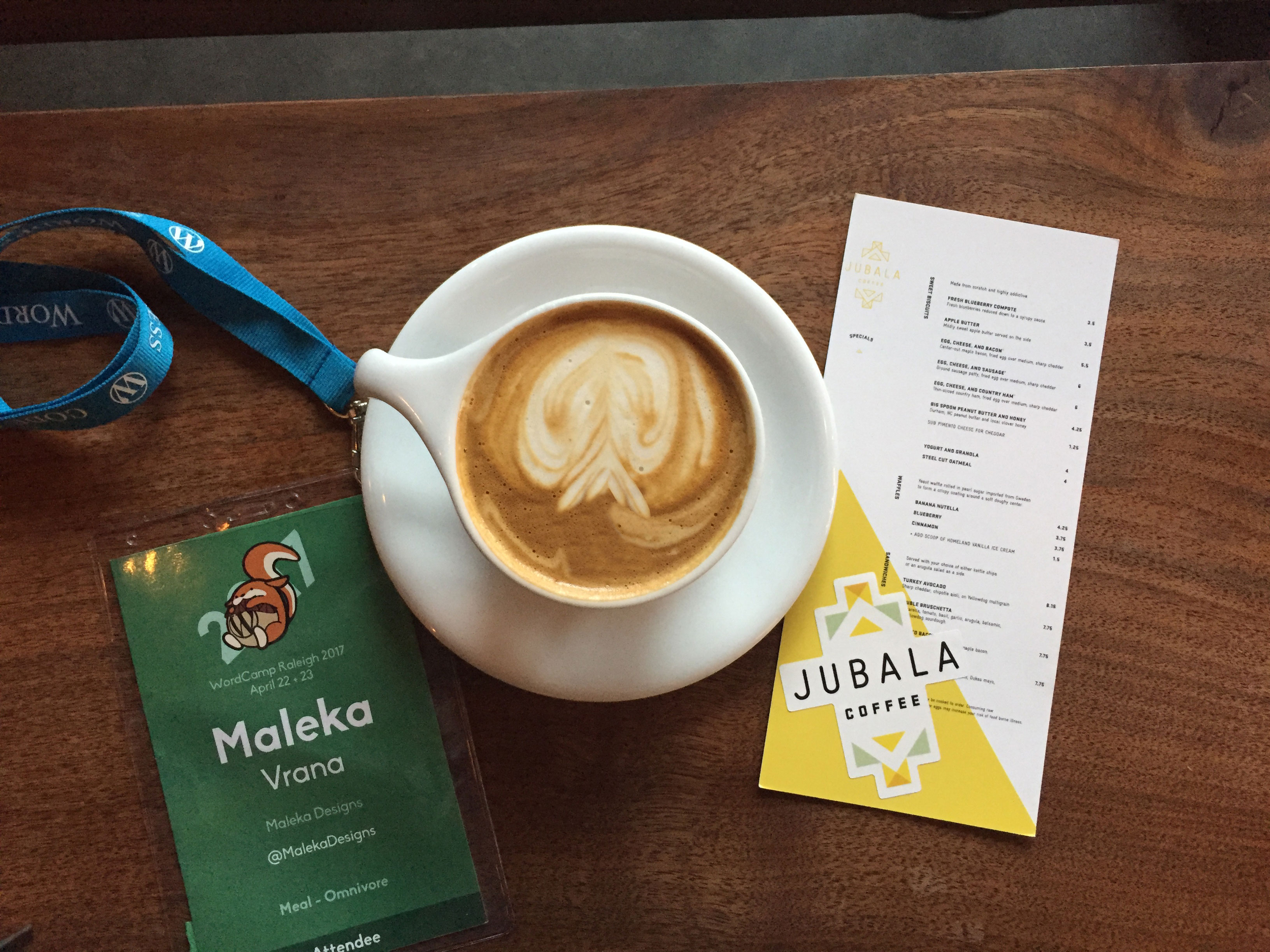 Jubla Coffee Raleigh