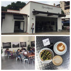Breakfast Coffee Cafe Santa Barbara