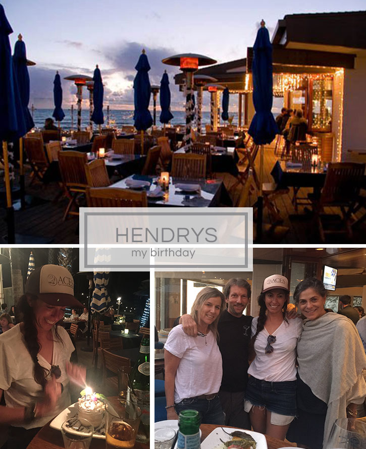 Hendrys Beach Bar Santa Barbara