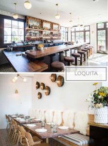 Loquita Restaurant Santa Barbara