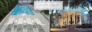 Melrose Mansion Boutique Hotel New Orleans