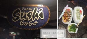 Sushi Go Go Casual Dining Santa Barbara