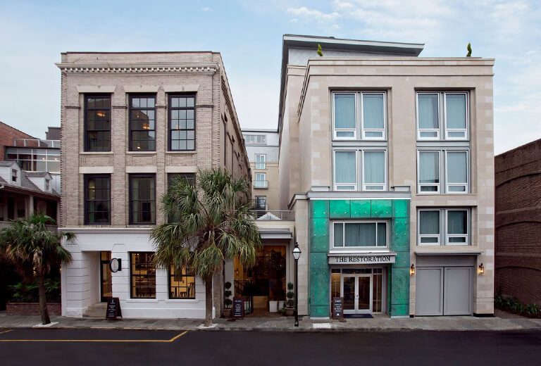 The Restoration Boutique Hotel Charleston