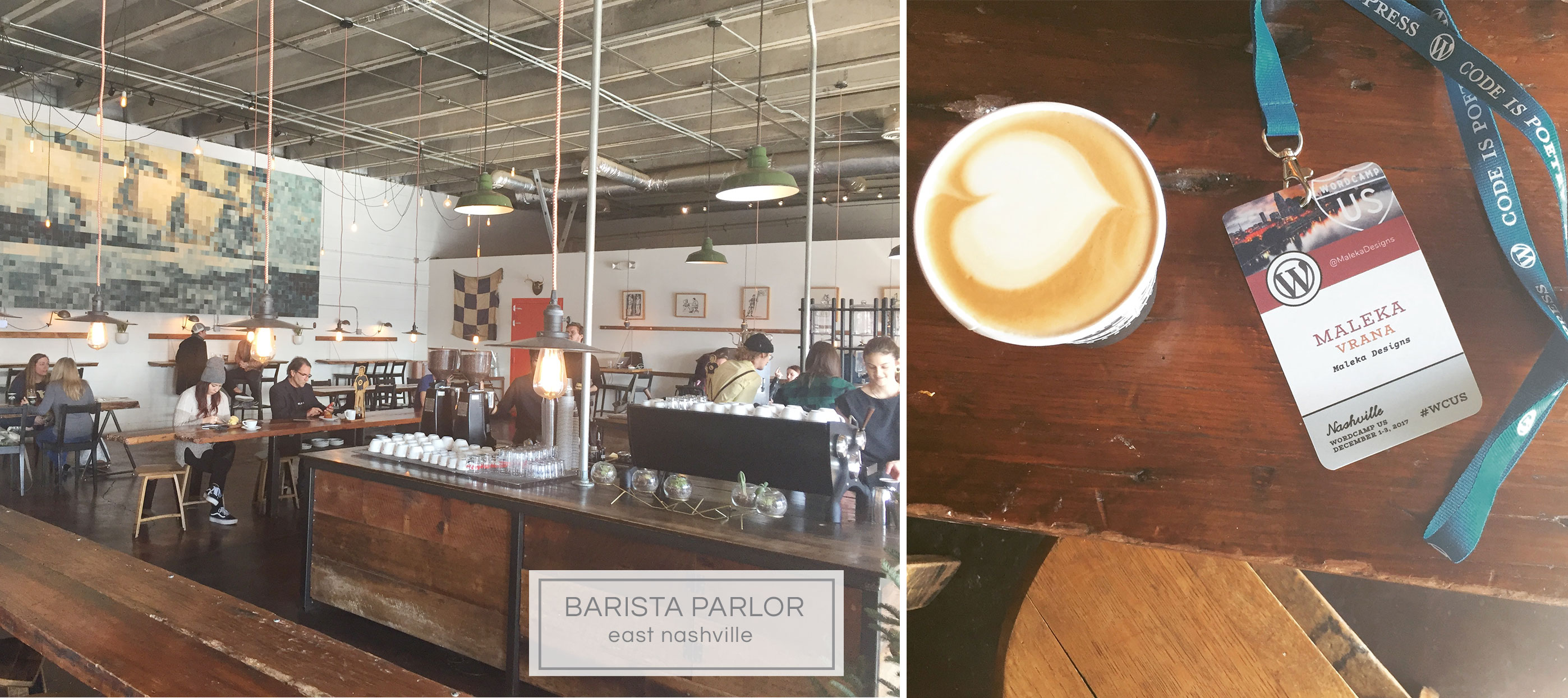 Barista Parlor - Nashville City Guide