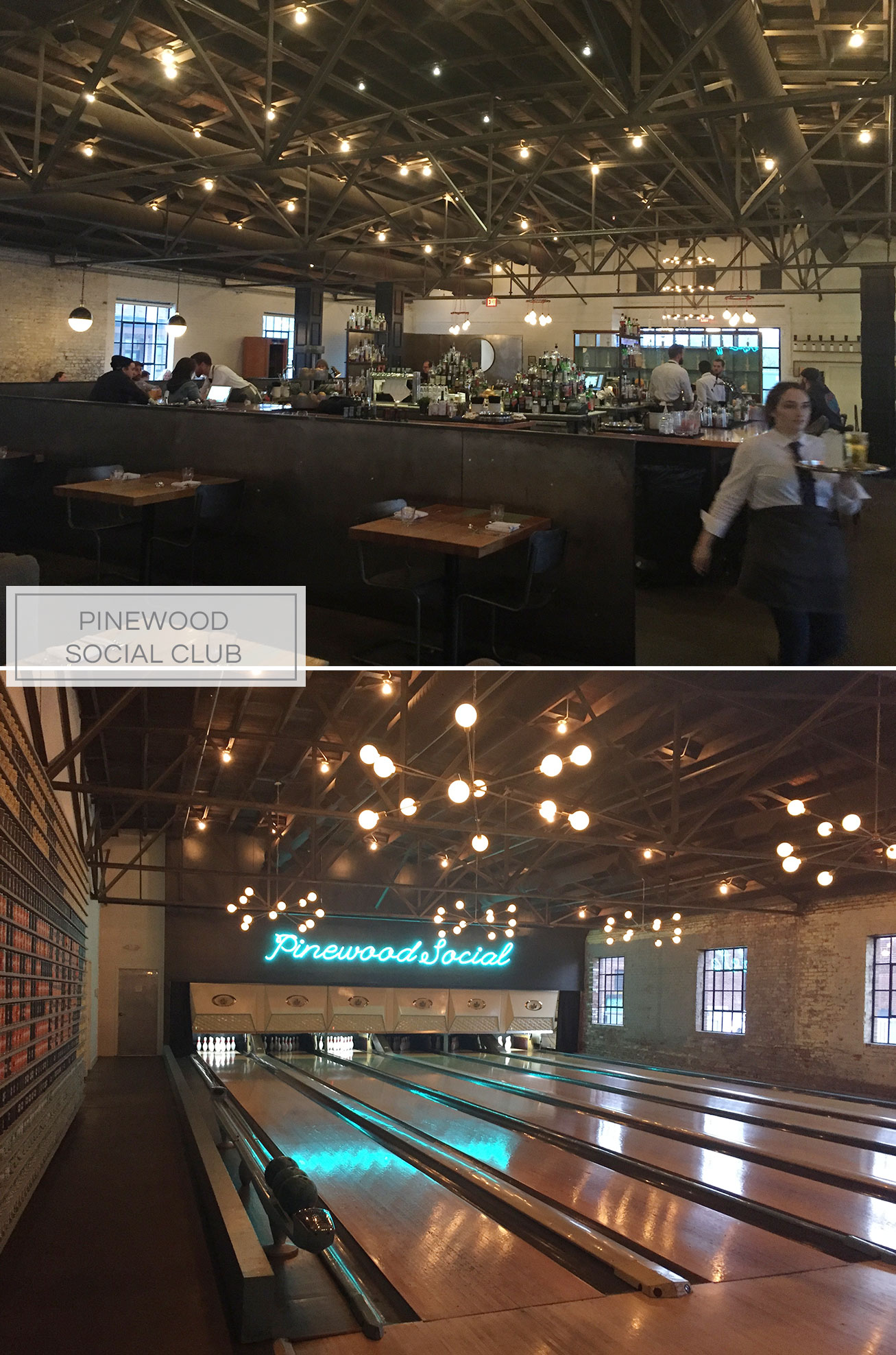 Pinewood Social Club - Nashville City Guide