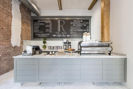 Rise Coffee Bar Charleston SC