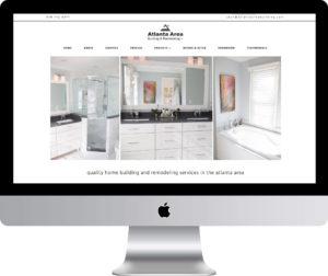 Atlanta Construction WordPress Website