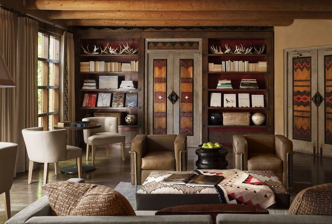 Rosewood Anasazi hotel Santa Fe