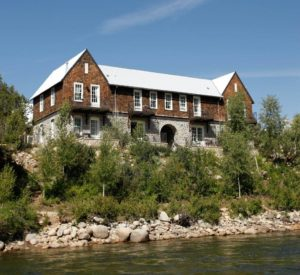 Surf Hotel in Buena Vista on the Arkansas River