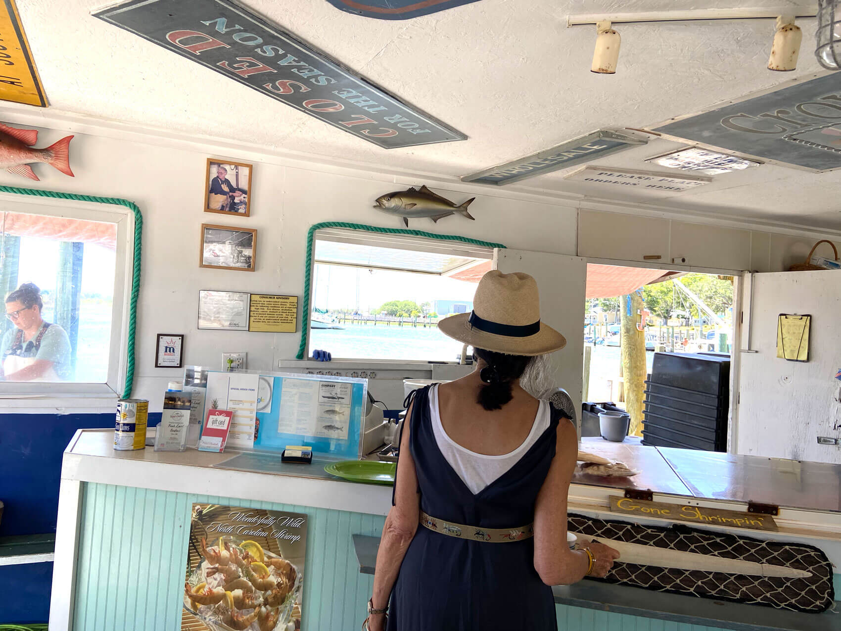 Potters Seafood - Southport, NC